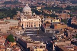 Visita privada en el Vaticano