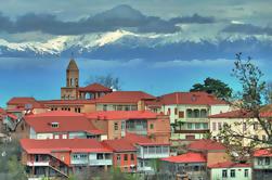 Tour de día completo en Sighnaghi Bodbe Tsinandali de Tbilisi