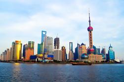 Tour Privado de la Ciudad Vieja de Shangai y el Museo Wulixiang de Shikumen más el Bund