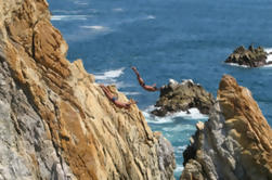 Acapulco Shore Excursion: Cliff Divers en la noche