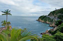 Excursión a la costa de Acapulco: crucero a la laguna Coyuca