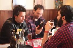 Praga Pub Hop e Craft Cerveja Degustação