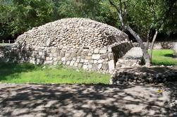 Sitio arqueológico de Copalita y día de descanso en la playa T
