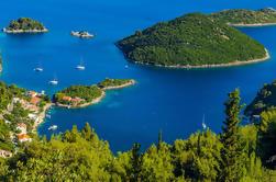 Excursión privada al Parque Nacional Mljet desde Dubrovnik
