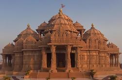 Tour Privado de 5 Horas para Explorar el Templo Espiritual de Akshardham