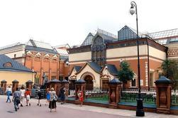 Merchant Moscow Tour incluyendo la Galería Tretyakov