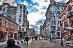 Old Arbat Street Tour desde Moscú