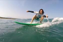 Puerto Escondido Paquete de Surf de 4 Días
