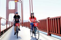 Tour guiado en bicicleta por el puente Golden Gate