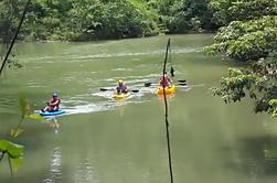 Cueva Excursión en kayak desde la ciudad de Belice