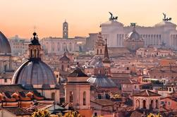 Goodmorning Roma: Excursão de grupo pequeno do nascer do sol com ignore a linha Colosseum