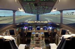 Experiencia de Flight Simulator en Toronto
