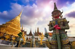 Excursão Privada: Excursão Customizável de Dia Completo na Cidade de Bangkok