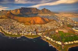 Montaña de mesa de medio día y City Tour de Ciudad del Cabo