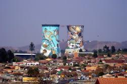 Excursão do dia da bicicleta de Soweto de Sandton