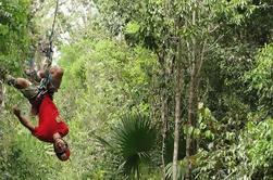 ATV, Ziplines et Cenote Combo Tour à Extreme Adv