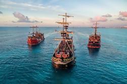 Captain Hook piratenschip Dinner and Show