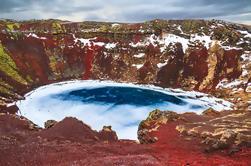 Excursión de un día desde el Círculo de Oro de los Pequeños Grupos y el Cráter Volcánico Kerid desde Reykjavik