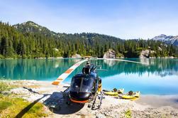 Tour privado en helicóptero, Paddle Boarding, y experiencia en picnic