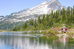 Tour en helicóptero, picnic en el lago Crater y experiencia en embarque de paddle