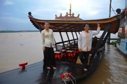 Cai Be Mercado Flutuante, Sa Dec Town e Mekong Queen Cruise Day Trip de Ho Chi Minh City