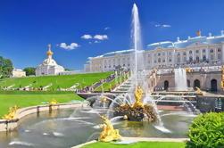 Excursão Privada Customizada a Praias: Excursão pela Cidade de São Petersburgo