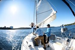 3-Horas de Sydney Harbour Sailing Experience de Manly