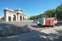 Tuk-Tuk Guided Tour i Madrid