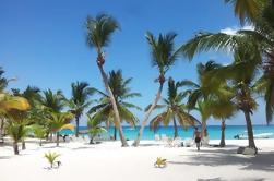 Día de la playa de la isla de Saona