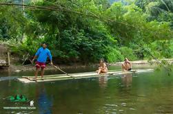 Viaje natural del descubrimiento de Khao Lak de Phuket incluyendo almuerzo tailandés