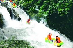 Excursión de un día guiada por uno mismo de Wuzhishan Rain Forest Rafting desde Sanya