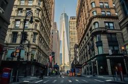 Tour privado guiado a pie de Lower Manhattan y Ground Zero