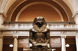 Private Combo Tour del Museo Metropolitano de Arte y el Museo Americano de Historia Natural