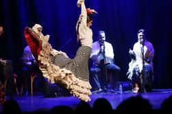 Salón Flamenco en el Ayuntamiento de Barcelona
