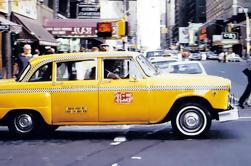 Tour privado de la ciudad de Nueva York por la Taxi Cabina de Nueva York