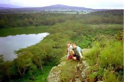 Excursión privada al santuario del juego Crater Lake de día completo desde Nairobi