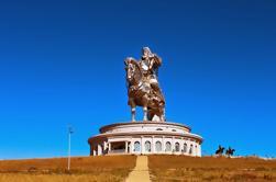 Halve dag Mongolië Nomadische Discovery Tour van Chinggis Khan Statue