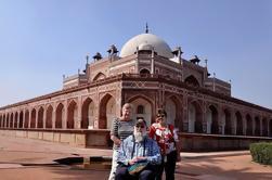 Tour privado: descubra los esplendores arquitectónicos de Delhi