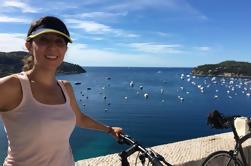 Excursión en bicicleta guiada a Cap-Ferrat desde Niza