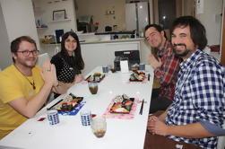 Sushi-Erfahrung mit einem englischsprachigen Profi