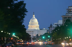 DC Historical Night Tour by Motorcoach