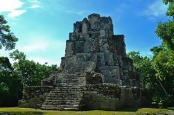 Sian Ka'an Mayan Wetlands y Muyil Ruins Tarde
