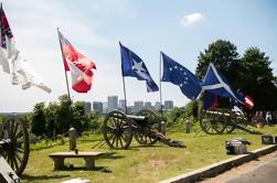 Recorrido nacional del campo de batalla de Petersburg por Segway