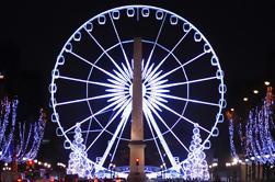 París Tour de Noche de Navidad incluyendo Paris Ferris