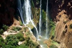 Cascadas de Ouzoud Tour de grupo de día completo desde Marrakech