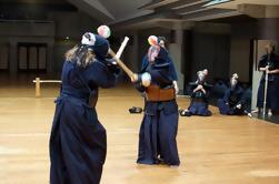 Experiencia de Kendo de Samurai en Tokio