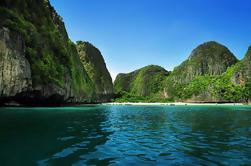 Excursión privada en grupo pequeño a las islas Phi Phi en Speedboat desde Phuket