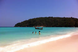 Excursión privada en pequeños grupos a Racha Islands en lancha rápida desde Phuket