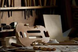 Tour Privado: el Museo de Instrumentos Musicales Visita Guiada con Visita a un Local Liuteria