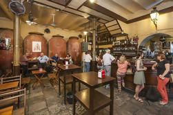 Authentic Seville Tapas and Wine Tasting Experience